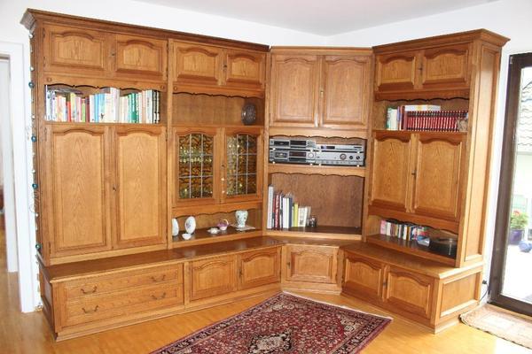 wohnzimmerschrank eck neu und gebraucht kaufen bei. Black Bedroom Furniture Sets. Home Design Ideas