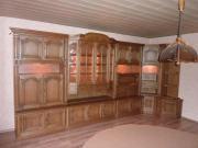 Italienischer wohnzimmerschrank vitrine vom luxusm beldesigner rosetto armobil in herzberg - Wohnzimmerschrank eiche rustikal ...