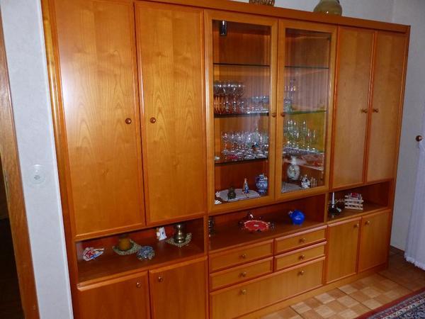 Wohnzimmer kirschbaum kaufen gebraucht und g nstig for Wohnzimmertisch kirschbaum