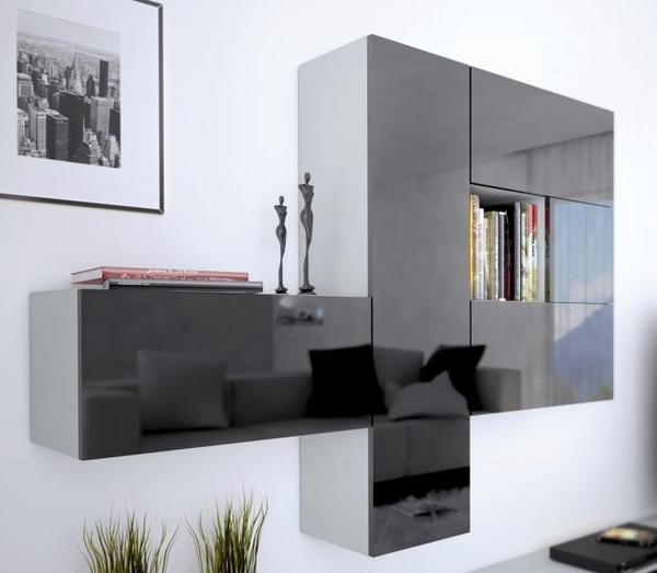 Wohnzimmerschrank modern-kaufen bei Firma Daniel & Lubowski GbR in Bad ...