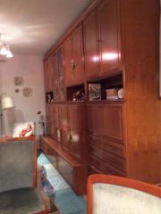 Wohnzimmerschrank, Wohnwand, Kirschbaum