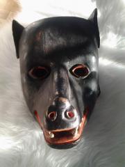Wolf s Maske