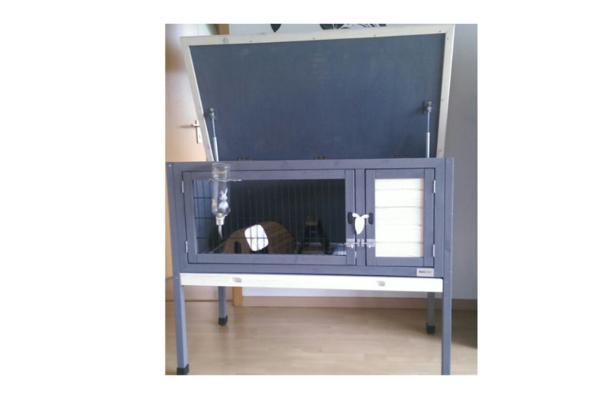 woody home 120 f r meerschweinchen und hasen in lbronn d rrn zubeh r f r haustiere kaufen und. Black Bedroom Furniture Sets. Home Design Ideas