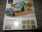 Würfelpuzzle 6 vers.