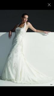 wunderschönes, vorteilhaftes Brautkleid