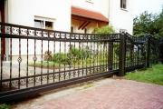 Zaun Metallzaun Zäune