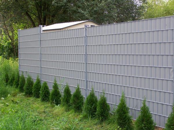 kleinanzeigen zaun zaunmontage doppelstabmatten sichtschutzstreifen bild 5 von bild 5. Black Bedroom Furniture Sets. Home Design Ideas