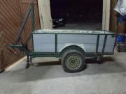 Zeilenwagen Kipper