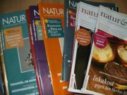 Zeitschrift Natur und