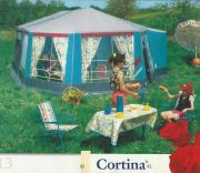 Zeltanhänger Raclet Cortina