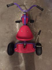 Zwei Kinderdreiräder + Zwei