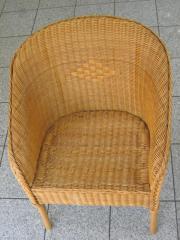rattan korbsessel haushalt m bel gebraucht und neu kaufen. Black Bedroom Furniture Sets. Home Design Ideas