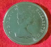 1 Crown 25 New Pence