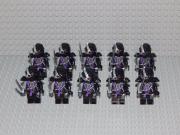 10 Ninjago Minifiguren