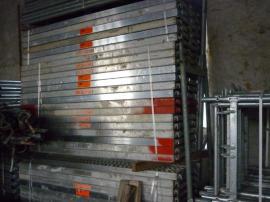 Handwerk, gewerblich - 1002 m² gebrauchtes Alu Gerüst