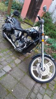 125er Chopper Harley-