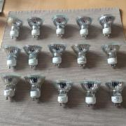17 mal Halogenlampe Reflektorlampe 230