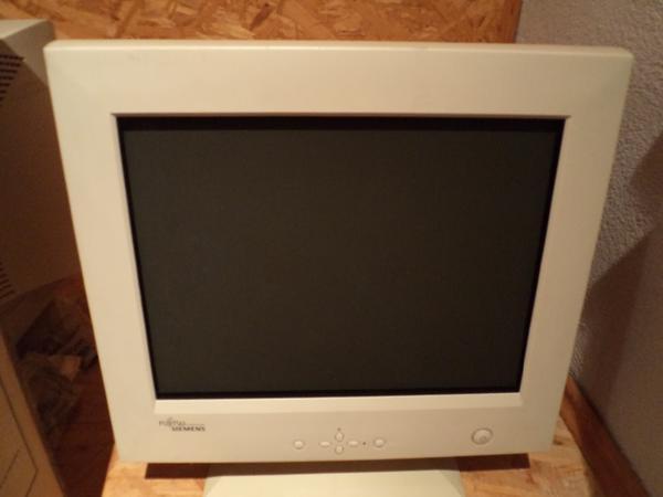 17 Monitor Fujitsu Siemens Modell