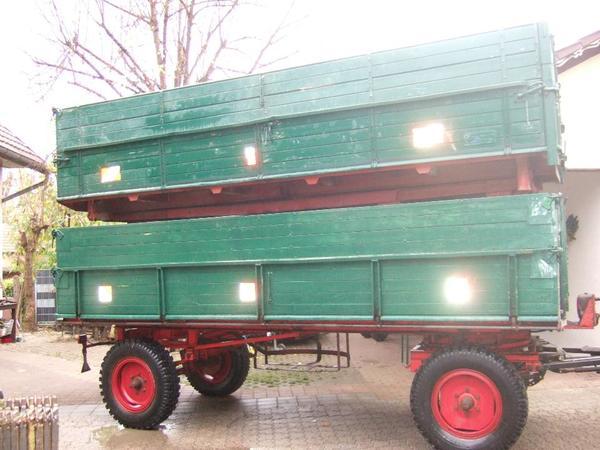 2 anh nger landwirtschaft 8 t 2 und 3 seitenkipper in hagenbach traktoren. Black Bedroom Furniture Sets. Home Design Ideas