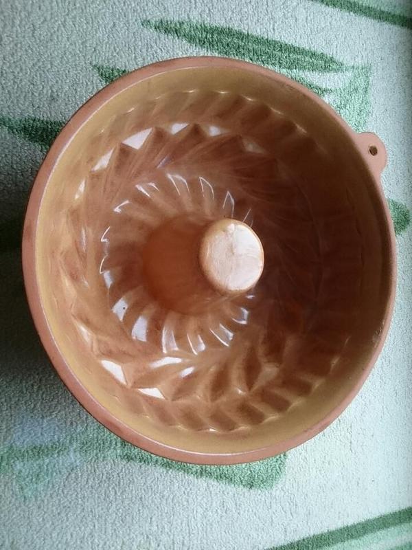 2 Keramik Backformen Gugelhupf