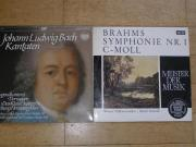 2 LP Johann Ludwig Bach