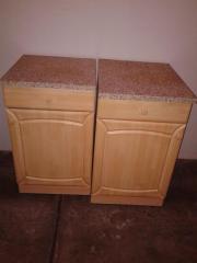 2 Schränke, Wohnzimmerschrank,