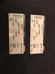 2 Tickets Annett