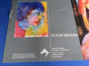 2 tolle Ausstellungs-Plakate