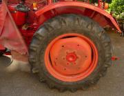 2 Traktor Felgen