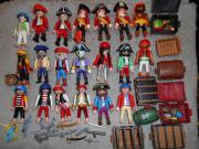20 Playmobil Piaten,
