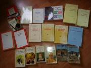 21 französische Bücher zu verkaufen