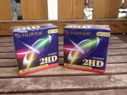 2x 10er-Pack FUJIFILM MF2HD neu