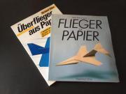 2x Bücher Flieger Überflieger aus