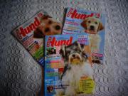 3 Hefte Unser Hund Nr