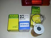 3 Ölfilter für MB Strich8