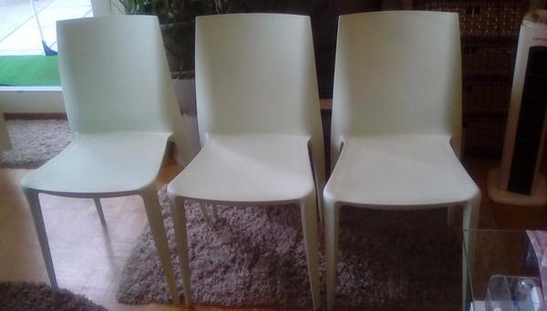 3 Stühle Bellini » Speisezimmer, Essecken