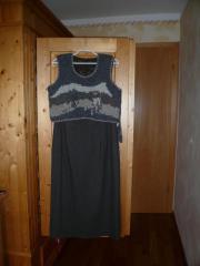 3-tlg. Kleid