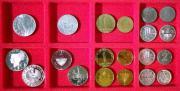 3 x Schilling-Kursmünzensätze Österreich 2