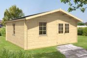 30 m² Gartenhaus,