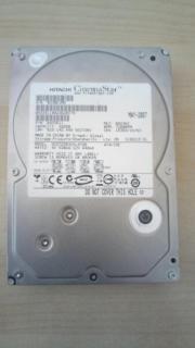 320 GB Festplatte