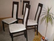 4 Esszimmer  Stühle,