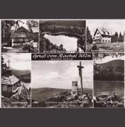 4 Foto-Postkarten vom Rachel Bayr