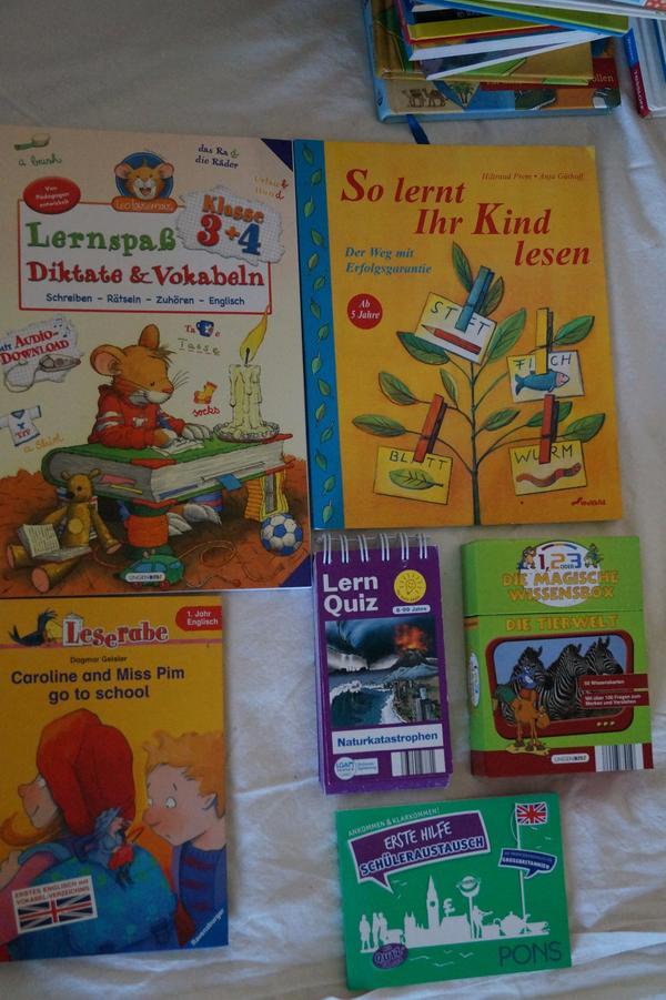 4 Kinderbücher lesen, lernen, zum englisch lernen... gebraucht kaufen  67307 Göllheim