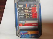 40 VHS Kassetten
