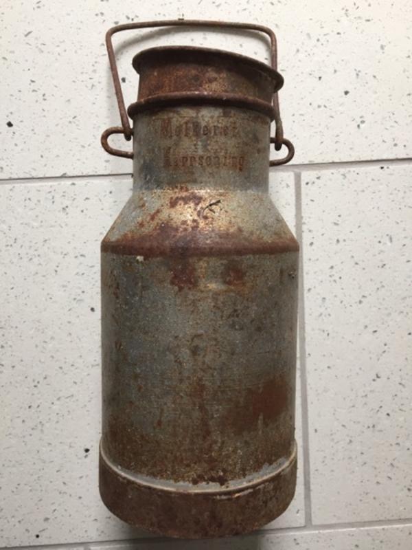 Antike milchkanne kaufen antike milchkanne gebraucht for Verrostete deko