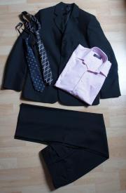 5 Teile!! Anzug +