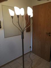 5armige Stehlampe biegsam