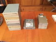 6 CD-Laufwerke Streamer Bandlaufwerk 4