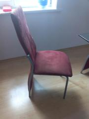 6 Stühle, 2