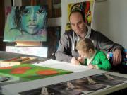 Acryl malen - Zeichnen lernen Gutschein - Freizeit
